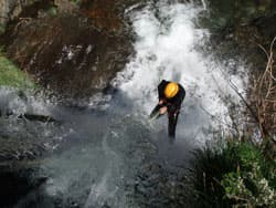 Canyoning-Advance