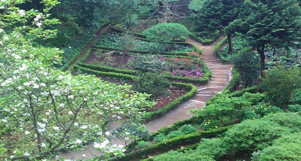 Funchal port excursions tours to the botanical gardens and tobbogan ...